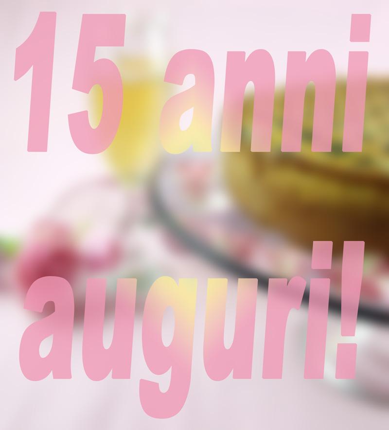 Fabuleux Una speranza per Francesca - 21/4/2009: 15 anni! KH52